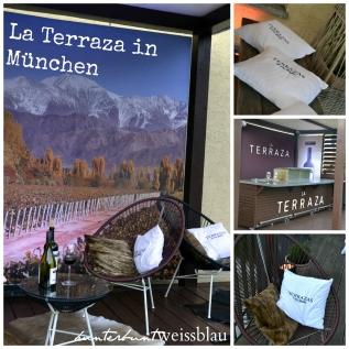 La Terraza Collage II-text