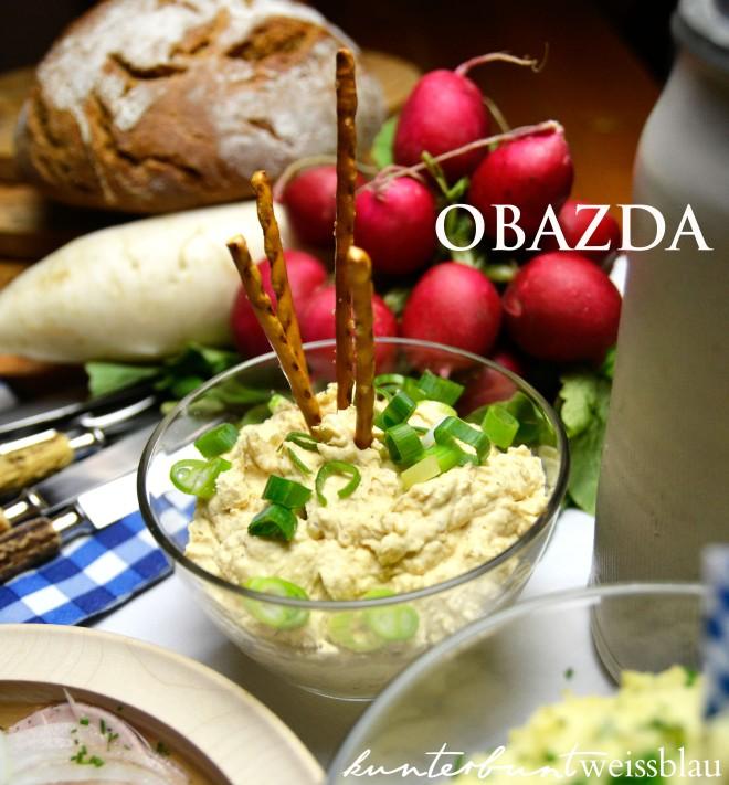 Obatzda VII