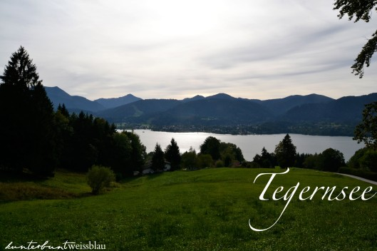 Tegernsee View