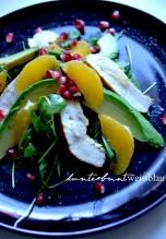 Hühnchensalat III