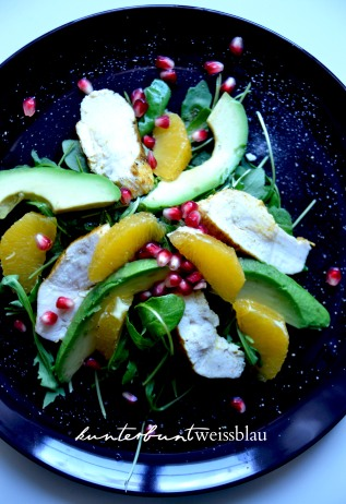 Hühnchensalat IV