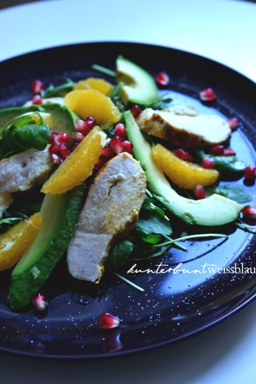 Hühnchensalat