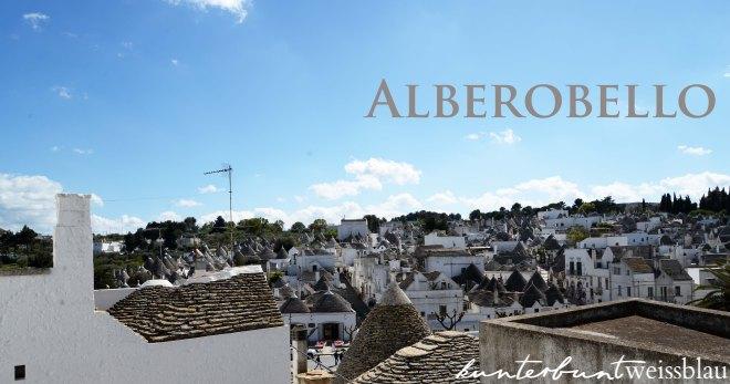 Alberobello I
