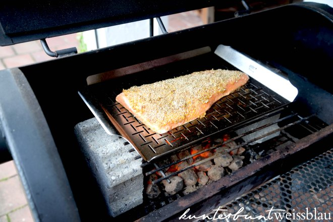 Grilllachs I