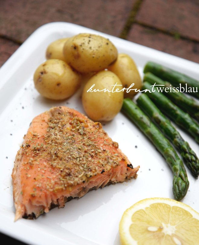 Grilllachs III