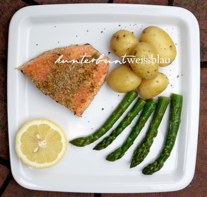 Grilllachs IV