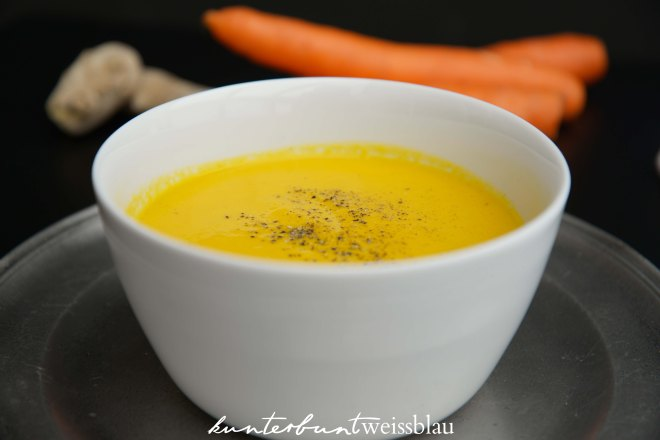 Karottensuppe I