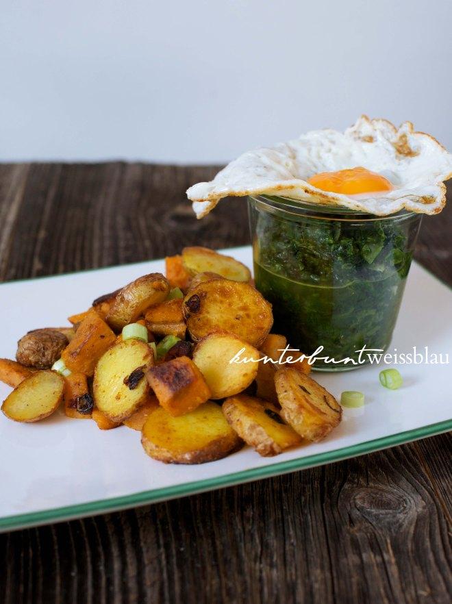 Bratkartoffeln II