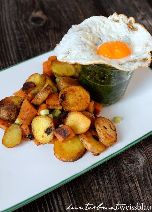 Bratkartoffeln V