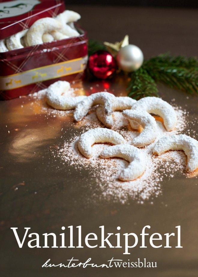 Vanillekipferl V