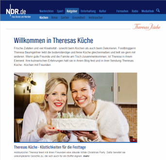 Theresas Küche