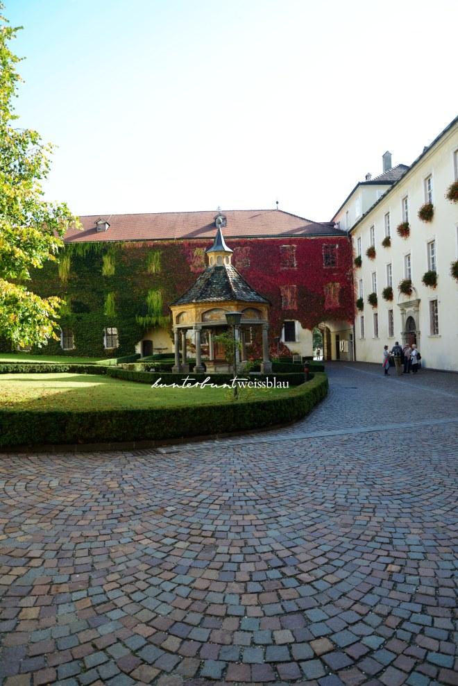 Kloster Neustift Innenhof