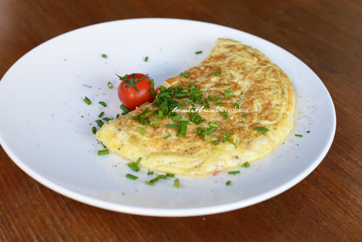 Das perfekte Omelett - Step by Step