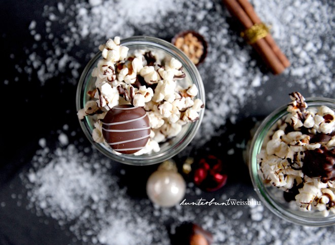 Schokoladenpopcorn