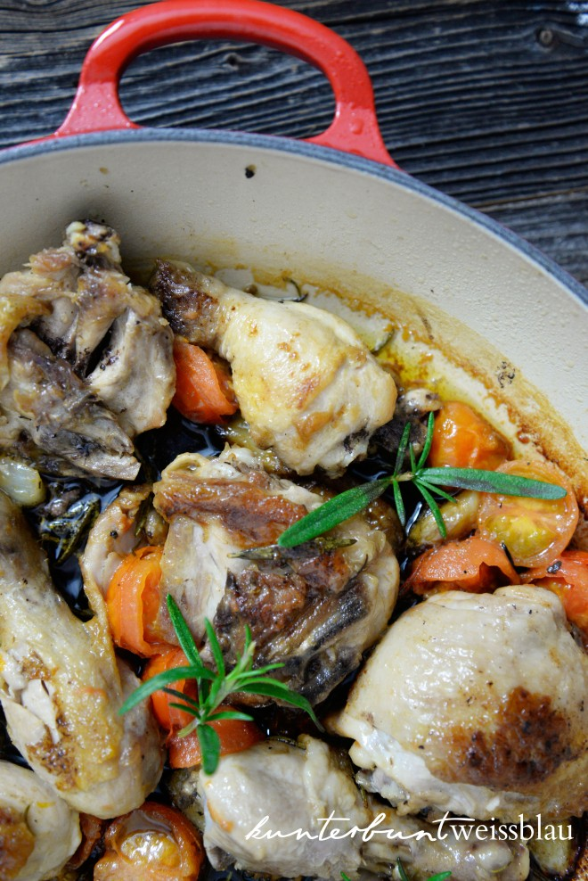 Huhnpfanne