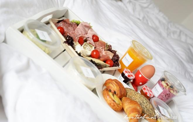 Frühstück im Bett Bonjour Munich