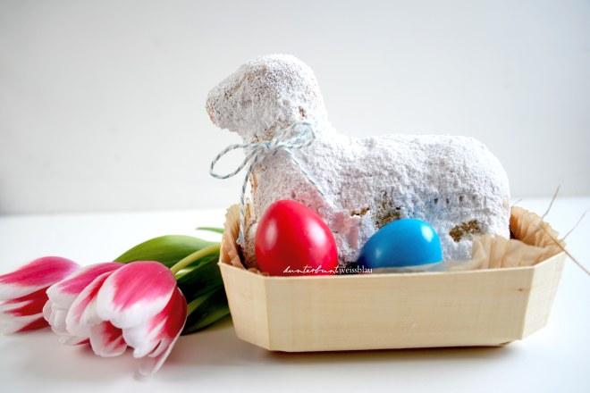 Lamm zu Ostern