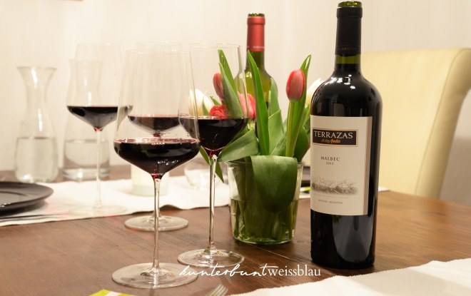 Malbec World Day celebrating