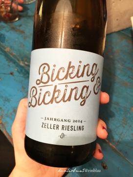 Riesling Bicking Bicking