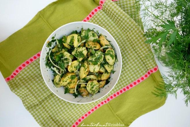 Kartoffelsalat_Kräuter