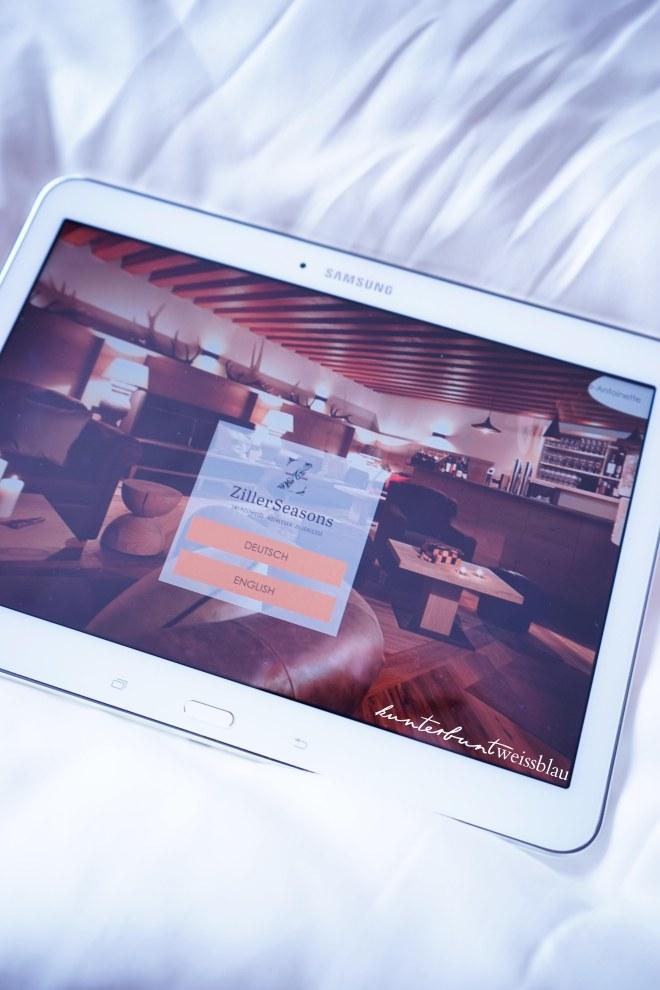 Posthotel_Tablet