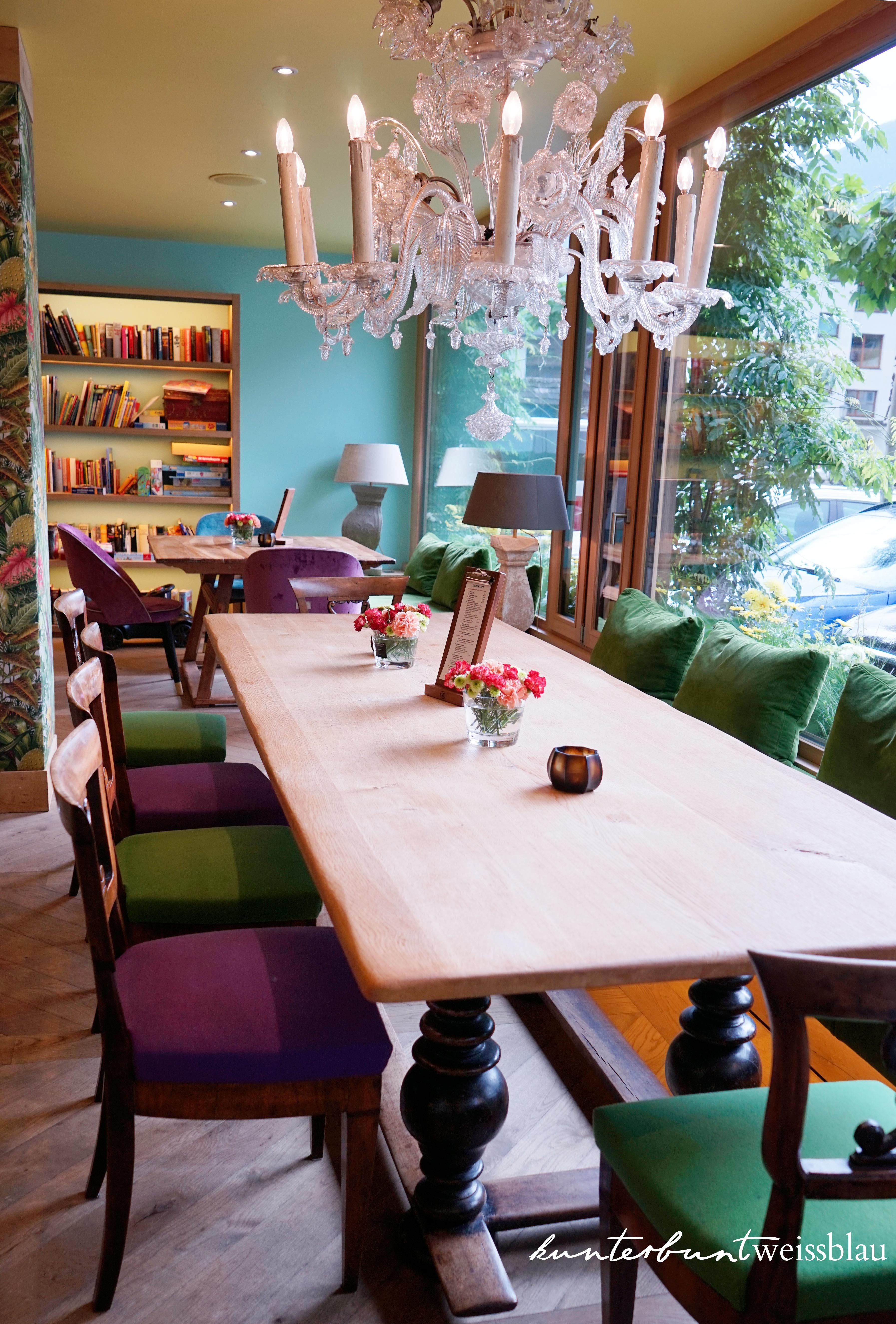 Kulinarik und wellness im posthotel im zillertal for Design hotel zillertal