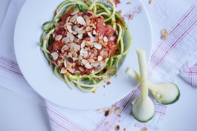 Zuchini Spaghetti_lowcarb