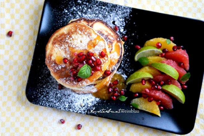 buttermilchpancakes