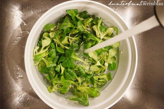 salat-waschen