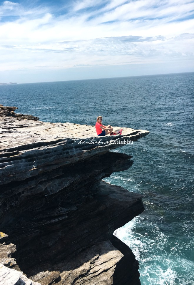 cliff-sitting