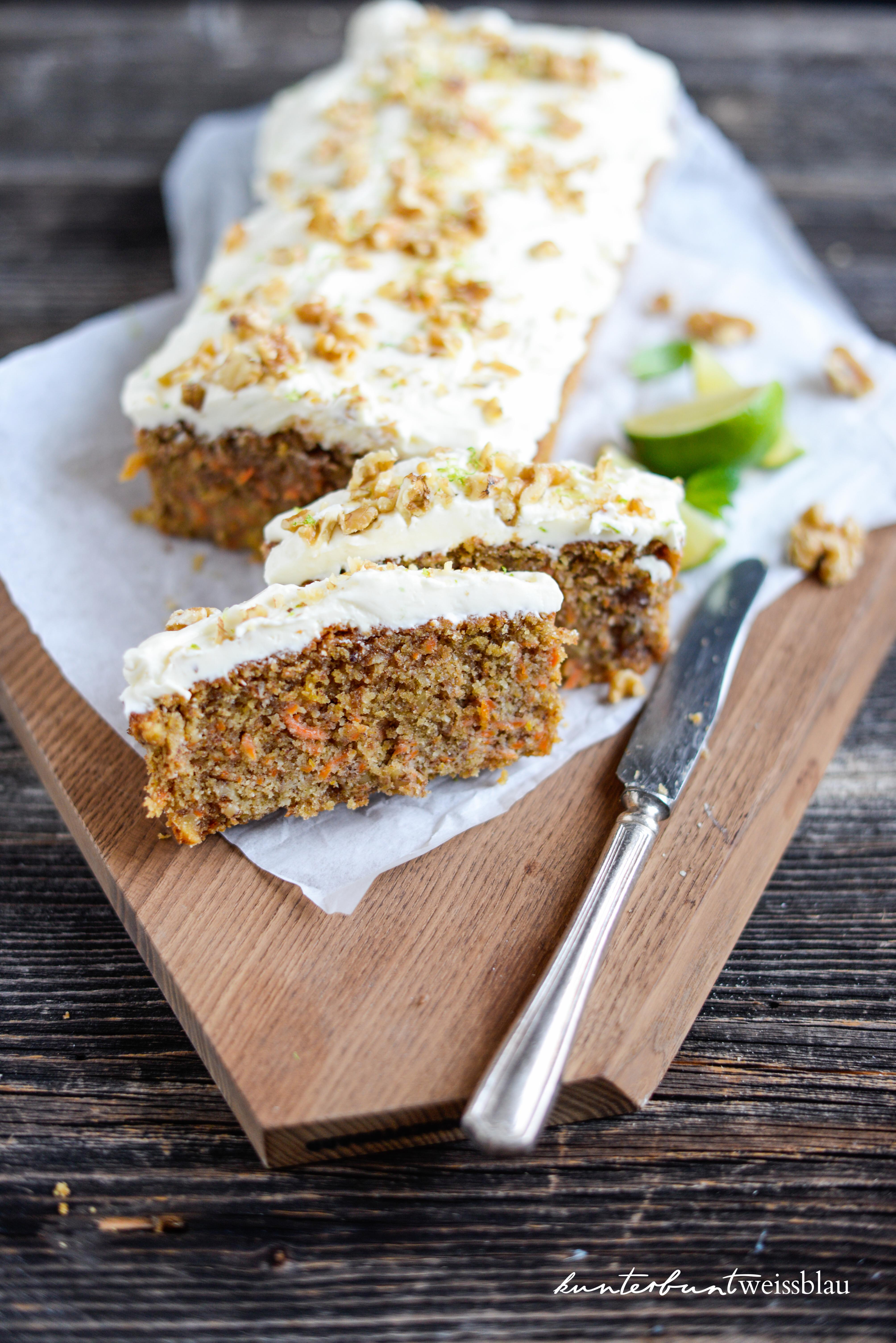 Jamie Oliver Carrot Cake Topping