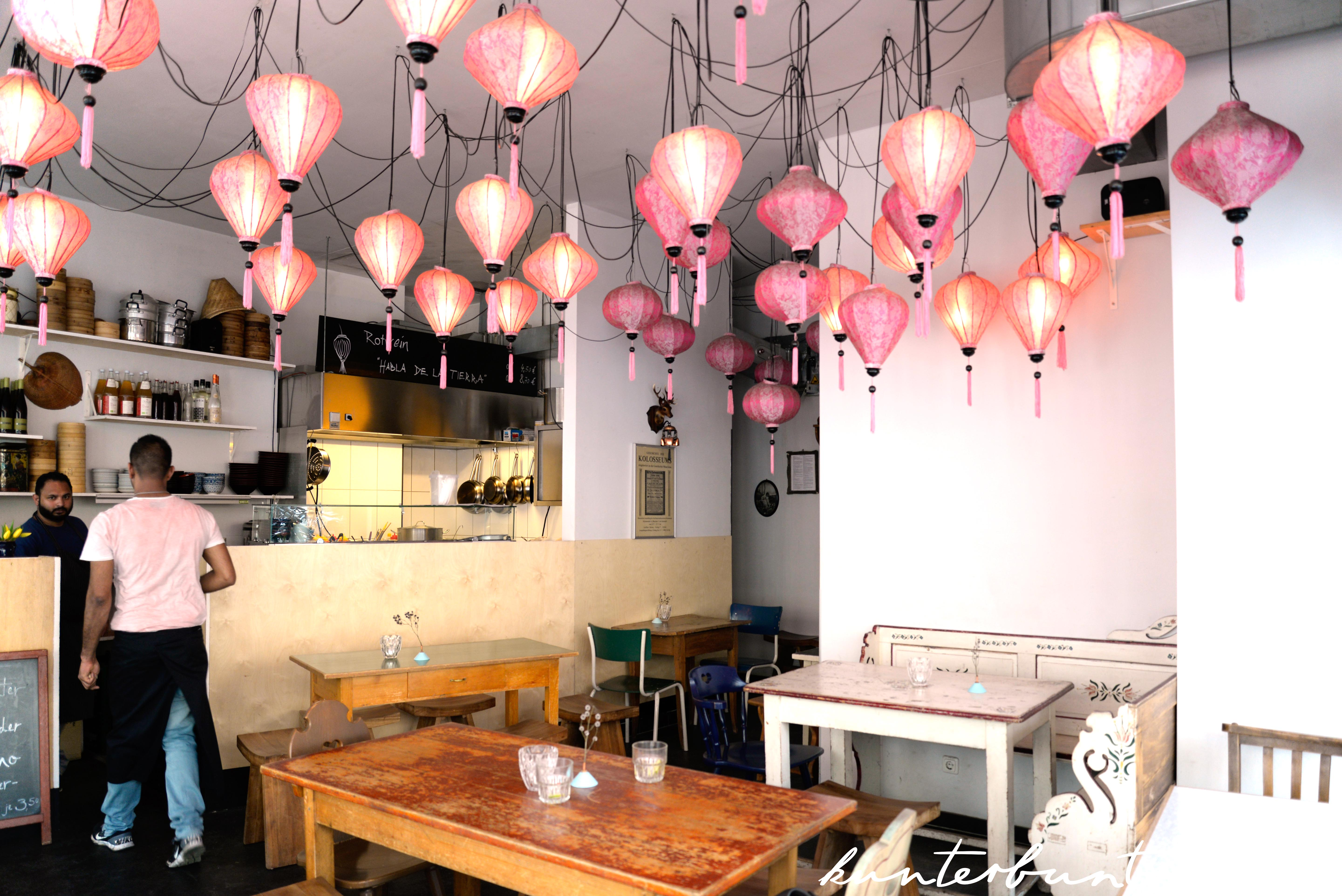restaurant tipp m nchen fei scho vietnam in bayern kunterbuntweissblau i food und. Black Bedroom Furniture Sets. Home Design Ideas