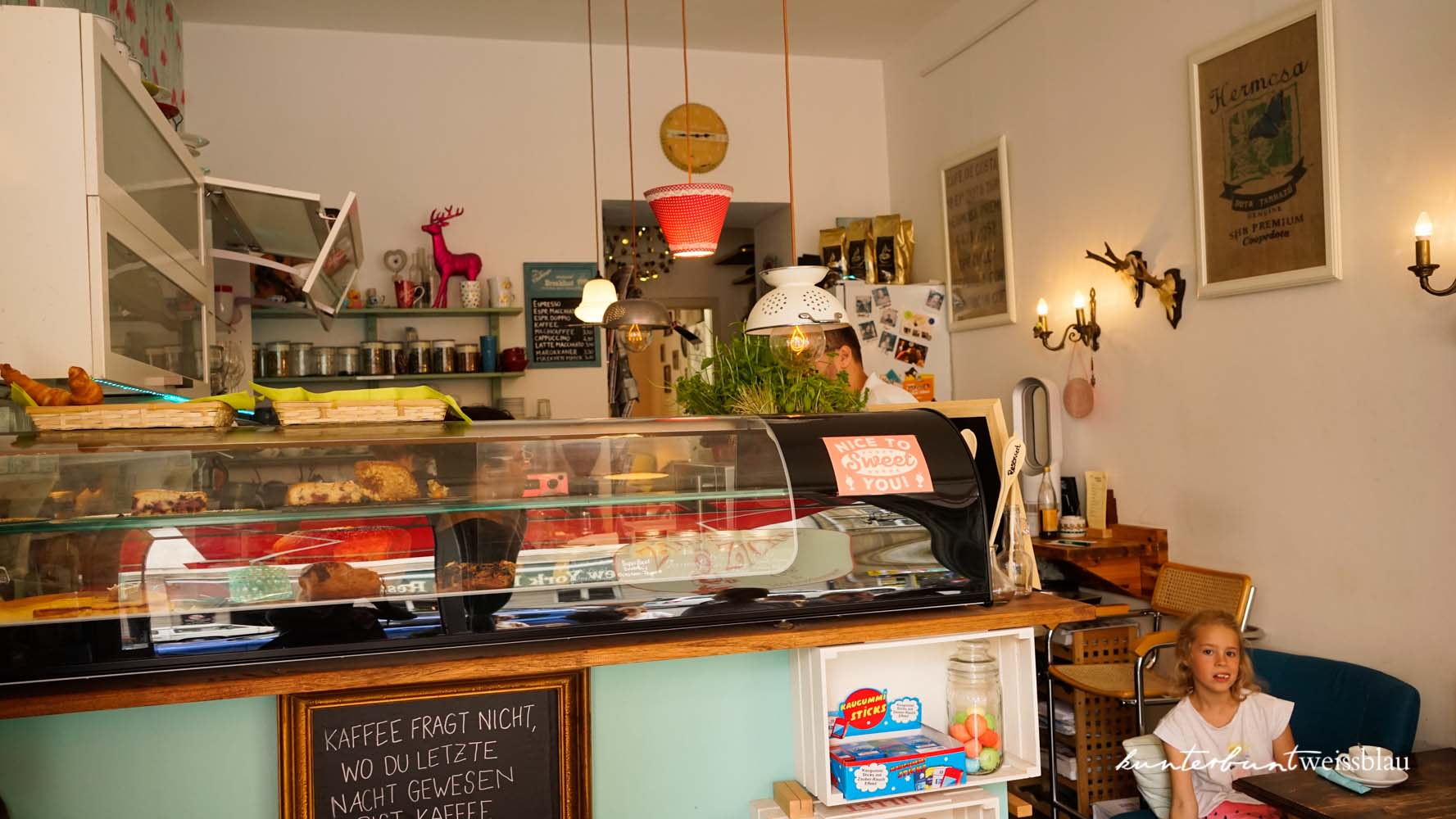 Frühstück Im Café Zimtzicke München Kunterbuntweissblau I Food